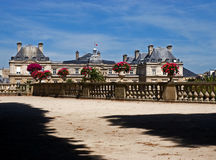 Jardin du Luxembourg Royalty Free Stock Photography