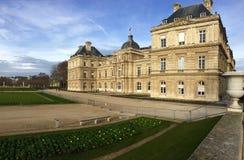 Jardin du Luxembourg Stock Photo