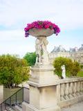 Jardin du Luxembourg (parc) Photo libre de droits