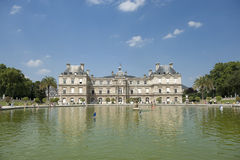 Jardin du Luxembourg, Paris, France Royalty Free Stock Photography