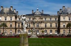 Jardin du Luxemburg Stock Afbeelding