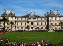 Jardin du Luxemburg Royalty-vrije Stock Afbeelding