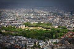 Jardin du Luxemburgo en París Foto de archivo
