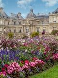 Jardin du Luxemburgo, París, Francia Imagen de archivo