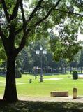 Jardin du ` s de Palazzo Te Image stock