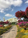 Jardin Dubaï de miracle photos libres de droits