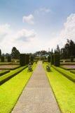 Jardin européen Photos libres de droits