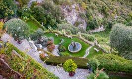 Jardin exotique photo libre de droits