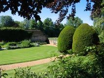 Jardin formel Image libre de droits