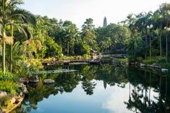 Jardin gentil photographie stock libre de droits