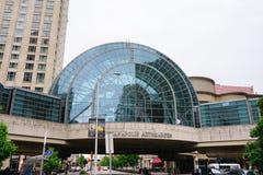 Jardin Indianapolis du centre d'art, Photographie stock libre de droits