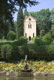 Jardin italien Image stock