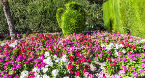 Jardin italien Photos stock