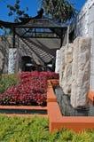 Jardin japonais. Photographie stock libre de droits