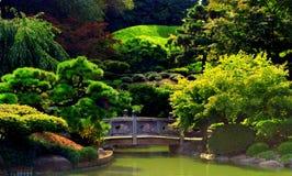 Jardin japonais Photos stock