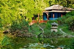 Jardin japonais Photo stock
