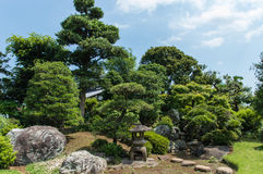 Jardin japonais Images stock
