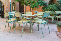 Jardin Majorelle by Yves Saint Laurent. Stock Photography