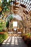 Jardin merveilleux de la Thaïlande Photographie stock