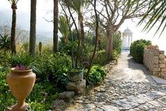 Jardin mystérieux Images libres de droits