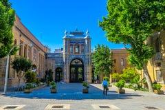 Jardin national 02 de Téhéran photographie stock libre de droits