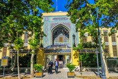 Jardin national 03 de Téhéran images stock