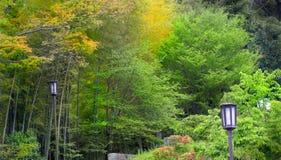 Jardin oriental Photographie stock libre de droits