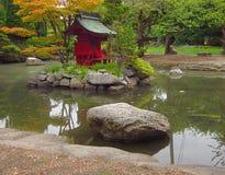 Jardin oriental Images libres de droits