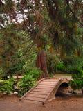 Jardin oriental Photo libre de droits