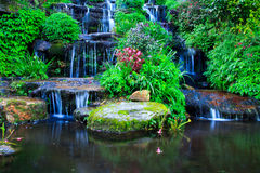 Jardin paisible Photographie stock libre de droits