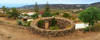 Jardin, Pantelleria Royalty Free Stock Photo