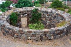 Jardin, Pantelleria Stock Photo