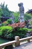 Jardin prolongé Image libre de droits