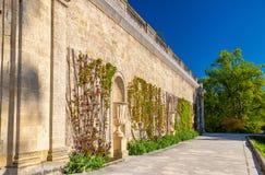 Jardin public de Bordeaux dans les Frances image libre de droits