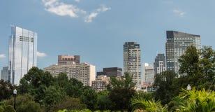 Jardin public de Boston photo libre de droits