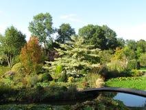 Jardin romantique Photos libres de droits