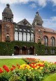 Jardin royal de bibliothèque photographie stock libre de droits