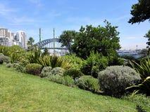 Jardin secret de Sydney Photos libres de droits