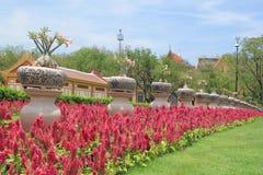 Jardin Thaïlande Image libre de droits