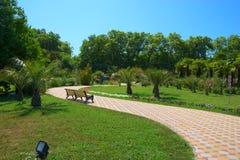 Jardin tranquille Image stock