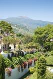 Jardin Victoria fotografie stock libere da diritti