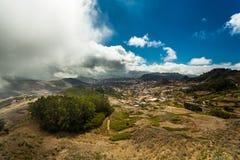 Jardina. Small city Jardina in Tenerife Royalty Free Stock Photo
