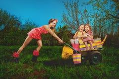 Jardinage Photographie stock libre de droits