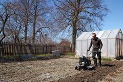 Jardinage de ressort photos libres de droits