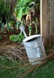 Jardinage tôt de temps de source Image libre de droits