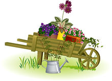 Jardinagem Fotos de Stock