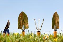 Jardinagem Fotografia de Stock