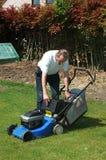 Jardinagem. Fotos de Stock Royalty Free