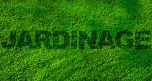 Jardinange Стоковая Фотография RF