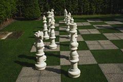 Jardinar é um tabuleiro de xadrez Imagens de Stock